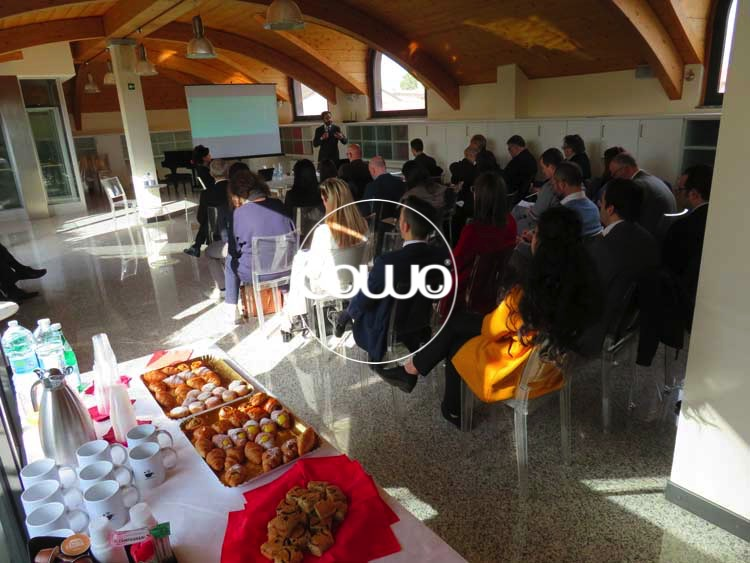 Catering Coworking Lissone