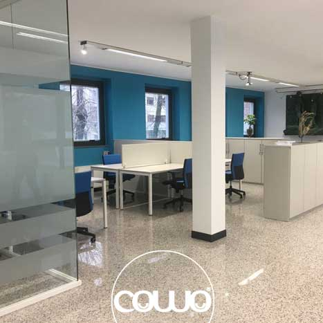 Coworking Space Lissone Centro